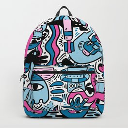 Ocean Mayhem Backpack