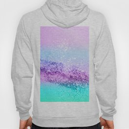 Unicorn Girls Glitter #14 #shiny #decor #art #society6 Hoody