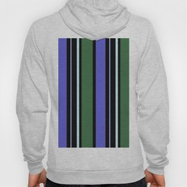 Stripes in colour 6 Hoody