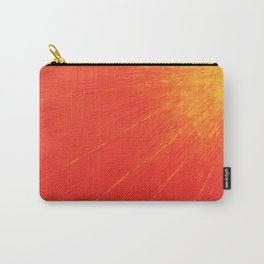 Abstract oil painting sun Carry-All Pouch