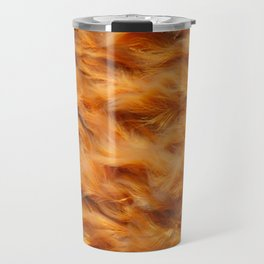 Iron water stream Travel Mug