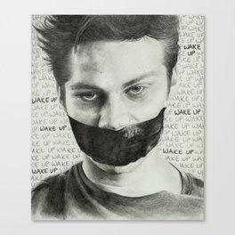 VOID STILES Canvas Print