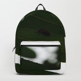 Unexpected visitor Backpack