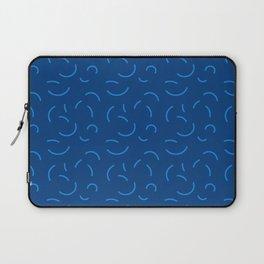 Summer Spheres (Blue) Laptop Sleeve