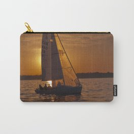 Sail into the sunset Carry-All Pouch