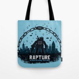 Rapture 1960 Tote Bag