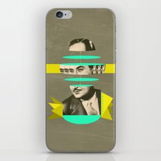 slices of Rossignol - Mariano iPhone & iPod Skin