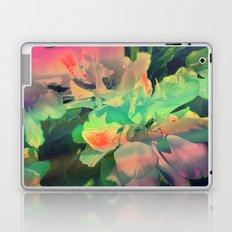 Pop Art Flowers Laptop & iPad Skin