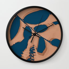2020 Fall/Winter 03 Peach Wall Clock