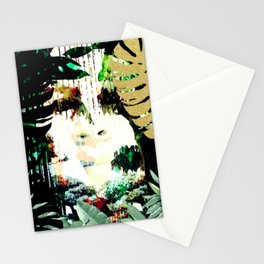 Godess of the Plants Stationery Cards