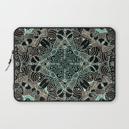 Doodles & Bits Lacy Mandala Laptop Sleeve