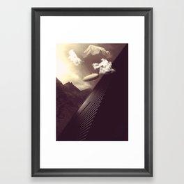 Imagination Un-interrupted  Framed Art Print
