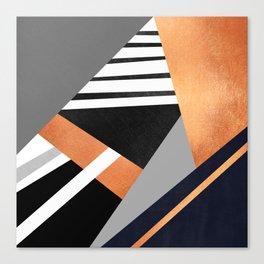 Geometric Combination V2 Canvas Print