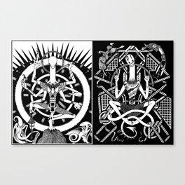 Deities Canvas Print