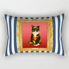 Marmalade Portrait Rectangular Pillow