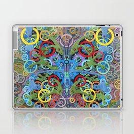 Clockwork Butterfly No. 11 Laptop & iPad Skin