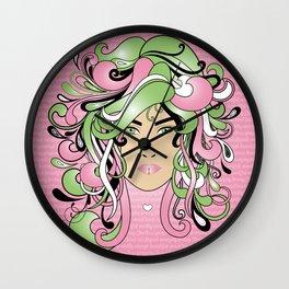 I AM AN AKA WOMAN Wall Clock