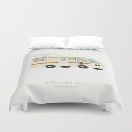 Breaking Bad | Famous Cars Duvet Cover