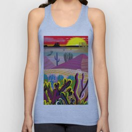 The Desert Within You Unisex Tank Top