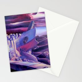 The Lord of Smegma Stationery Cards