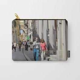 Via del Corso Carry-All Pouch