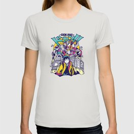 Monster City Attack T-shirt