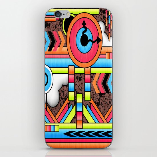 Fun Factory. iPhone & iPod Skin