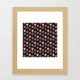 Murloc Swarm Framed Art Print