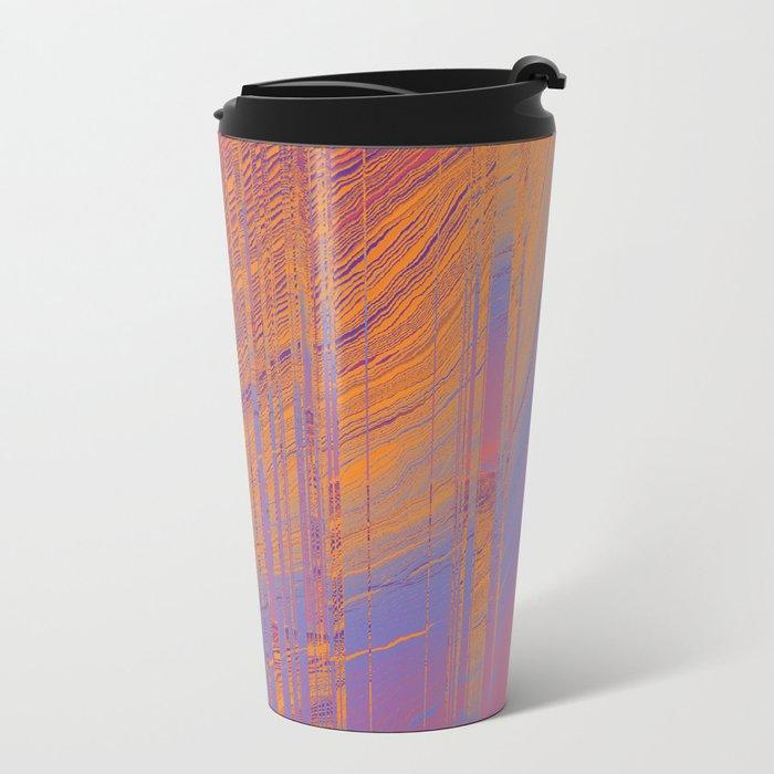 desert dessert Metal Travel Mug