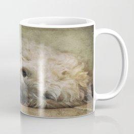 Wheaten Terrier - Let Sleeping Dogs Lie Coffee Mug