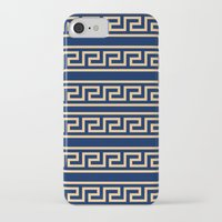 greek iPhone & iPod Cases featuring Greek by Mr and Mrs Quirynen