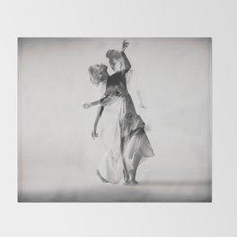 Dance Throw Blanket