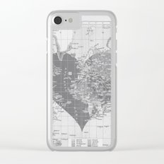 Love Each Other Clear iPhone Case