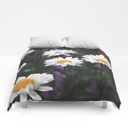 Garden Daisies Comforters