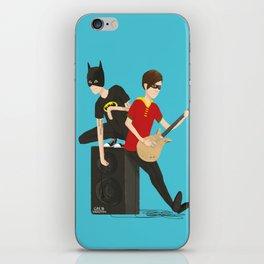 Tegan and Sara: Bategan and Sarobin iPhone Skin