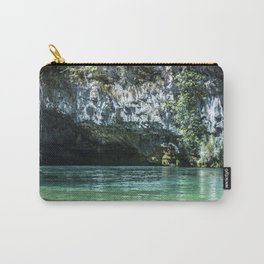 Grotte di Oliero Carry-All Pouch