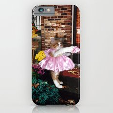 Trick-or-Treat Kitty iPhone 6s Slim Case