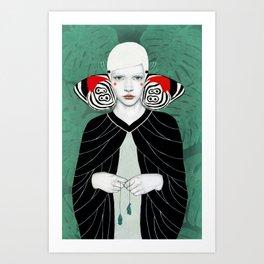 Fanni Art Print