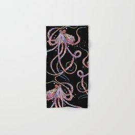 Reverse Drunk Octopus Hand & Bath Towel