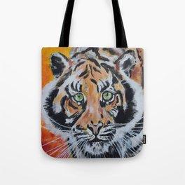 Tiger, Tiger Tote Bag