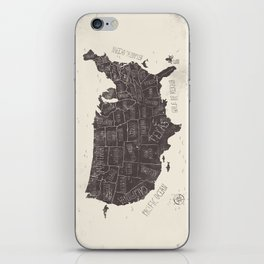 USA iPhone Skin
