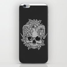 Japanese Skull iPhone & iPod Skin
