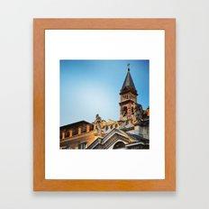 Farnese Framed Art Print