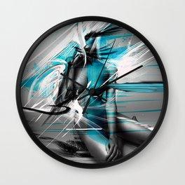 EXPRESSION_#001 Wall Clock
