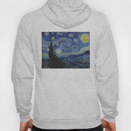 Vincent van Gogh's Starry Night Hoody