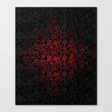 Joshua Tree Vampiro by CREYES Canvas Print