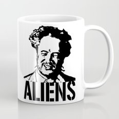 Giorgio A. Tsoukalos (The Alien Guy) Mug