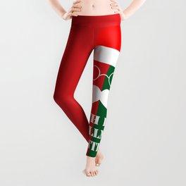 North Pole Fulfillment Center Leggings