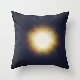 Bright Star Version One Throw Pillow
