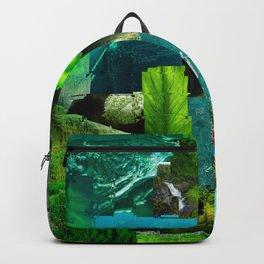 GO GO green Backpack